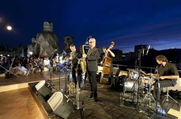 Barcelona Events-and Fun - Jazz in the Pedrera